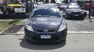 2012 Ford Mondeo MC LX Tdci Grey 6 Speed Direct Shift Wagon Brooklyn Brimbank Area Preview