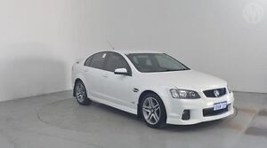2012 Holden Commodore VE II MY12 SV6 Heron White 6 Speed Sports Automatic Sedan Perth Airport Belmont Area Preview
