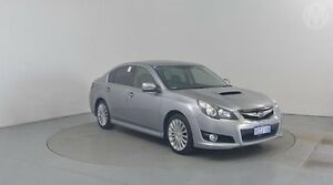 2010 Subaru Liberty MY11 2.5I GT Premium Ice Silver 5 Speed Automatic Sedan Perth Airport Belmont Area Preview