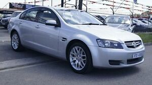 2008 Holden Commodore VE MY09 Omega 60th Anniversary Silver 4 Speed Automatic Sedan Brooklyn Brimbank Area Preview