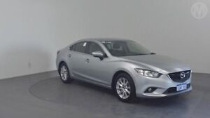 2015 Mazda 6 6C MY14 Upgrade Sport Aluminium 6 Speed Automatic Sedan Perth Airport Belmont Area Preview