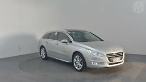 2011 Peugeot 508 Allure Touring Silver 6 Speed Sports Automatic Wagon Perth Airport Belmont Area Preview