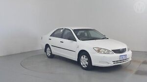 2003 Toyota Camry ACV36R Altise Diamond White 4 Speed Automatic Sedan Perth Airport Belmont Area Preview