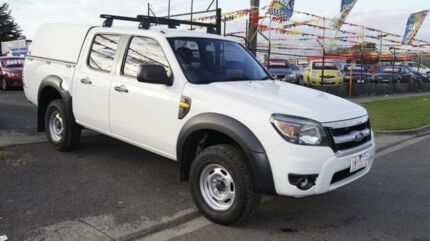 2010 Ford Ranger PK XL (4x2) White 5 Speed Automatic Utility Brooklyn Brimbank Area Preview
