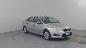 2007 Ford Mondeo MA LX Stardust Silver 6 Speed Sports Automatic Sedan Perth Airport Belmont Area Preview