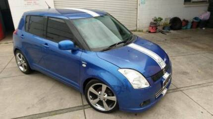 GOING CHEAP!! 2006 SUZUKI SWIFT HATCH CHEAP!!
