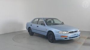1997 Toyota Camry SDV10 CSi Blue 4 Speed Automatic Sedan Perth Airport Belmont Area Preview