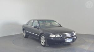 1997 Audi A8 3.7 Blue 5 Speed Tiptronic Sedan Perth Airport Belmont Area Preview
