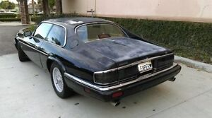 1993-1996 Jaguar XJS Coupe (2 door)