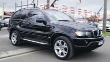 2003 BMW X5 E53 3.0I Black 5 Speed Auto Steptronic Wagon Brooklyn Brimbank Area Preview