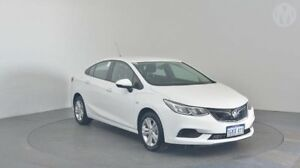 2017 Holden Astra BL MY17 LS Summit White 6 Speed Automatic Sedan Perth Airport Belmont Area Preview
