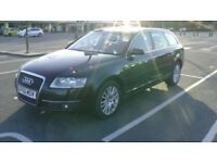 2007 Audi A6 2.0 Tdi Estate looks and drives well £3495