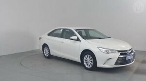 2016 Toyota Camry ASV50R MY15 Altise Diamond White 6 Speed Automatic Sedan Perth Airport Belmont Area Preview