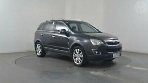 2013 Holden Captiva CG LTZ Grey 6 Speed Automatic Wagon Fawkner Moreland Area Preview