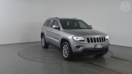 2013 Jeep Grand Cherokee WK MY13 Laredo (4x4) Billet 5 Speed Automatic Wagon Eagle Farm Brisbane North East Preview