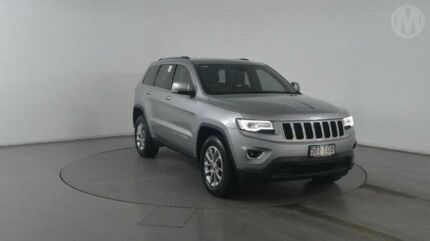 2013 Jeep Grand Cherokee WK MY13 Laredo (4x4) Billet 5 Speed Automatic Wagon