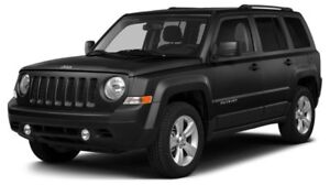 2017 Jeep Patriot Sport/North 4WD, Leather, Sunroof