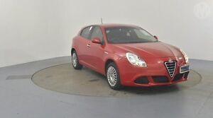 2013 Alfa Romeo Giulietta Series 0 MY13 Progression Red 6 Speed Manual Hatchback Liverpool Liverpool Area Preview