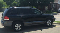 Certified, 2006 Hyundai Santa Fe Sport 4x4, Loaded