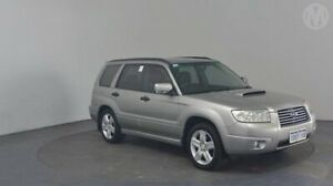 2005 Subaru Forester 79V MY06 XT AWD Urban Grey 4 Speed Automatic Wagon Perth Airport Belmont Area Preview