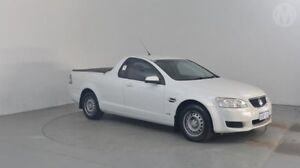 2011 Holden Ute VE II Omega Heron White 6 Speed Sports Automatic Utility Perth Airport Belmont Area Preview