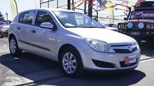 2007 Holden Astra AH MY07.5 CD Silver 4 Speed Automatic Hatchback Brooklyn Brimbank Area Preview