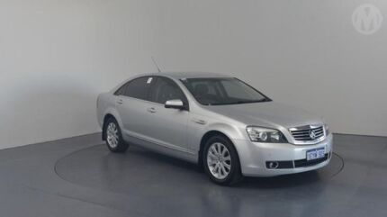 2009 Holden Statesman WM MY09.5 V8 Nitrate 6 Speed Auto Active Sequential Sedan Perth Airport Belmont Area Preview