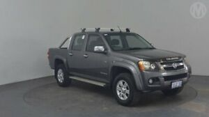 2009 Holden Colorado RC MY09 LT-R Crew Cab 4x2 Royal Grey 5 Speed Manual Utility Perth Airport Belmont Area Preview
