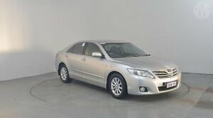 2010 Toyota Camry ACV40R MY10 Ateva Silver Ash 5 Speed Automatic Sedan Perth Airport Belmont Area Preview