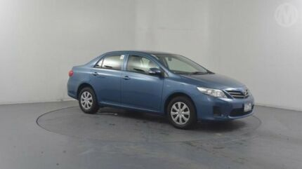 2011 Toyota Corolla ZRE152R MY11 Ascent Blue 4 Speed Automatic Sedan Altona North Hobsons Bay Area Preview