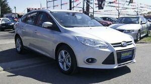 2013 Ford Focus LW MK2 Trend Silver 6 Speed Automatic Hatchback Brooklyn Brimbank Area Preview