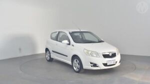 2008 Holden Barina TK MY08 White 5 Speed Manual Hatchback Perth Airport Belmont Area Preview