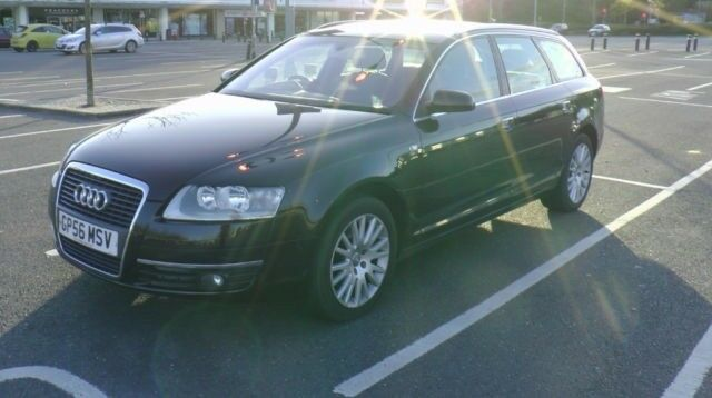 2007/56 Audi A6 2.0 Tdi Estate Must be seen £3495
