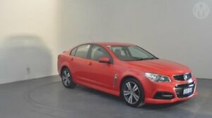 2013 Holden Commodore VF MY14 SV6 Red Hot 6 Speed Sports Automatic Sedan Perth Airport Belmont Area Preview