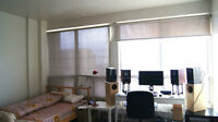 NDG 1-1/2 apartment sublease Sherbrooke O, Move in anytime