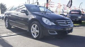 2007 Mercedes-Benz R 251 MY08 350 L Luxury (AWD) Black 7 Speed Automatic G-Tronic Wagon Brooklyn Brimbank Area Preview