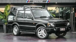 2003 Land Rover Discovery Series II SE (4x4) Black 4 Speed Automatic Wagon Bowen Hills Brisbane North East Preview