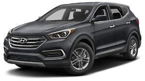 2017 Hyundai Santa Fe Sport 2.4 Luxury