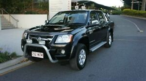 2010 Holden Colorado RC MY10 LT-R Crew Cab Black Manual Albion Brisbane North East Preview