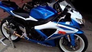 2009 Suzuki GSXR600R