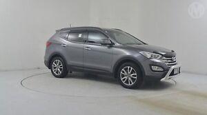 2014 Hyundai Santa Fe DM Elite CRDi (4x4) Steel Grey 6 Speed Automatic Wagon Altona North Hobsons Bay Area Preview