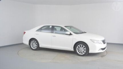 2013 Toyota Aurion GSV50R Prodigy Diamond White 6 Speed Sports Automatic Sedan Wingfield Port Adelaide Area Preview