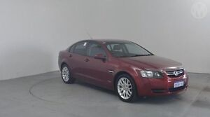 2010 Holden Commodore VE MY10 International Red Passion 6 Speed Automatic Sedan Perth Airport Belmont Area Preview