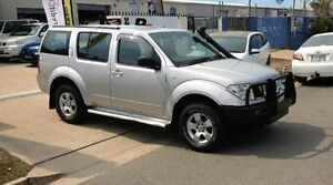 2006 Nissan Pathfinder R51 ST Silver Manual Wagon Garbutt Townsville City Preview