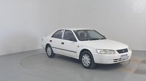 1997 Toyota Camry MCV20R CSi White 4 Speed Automatic Sedan Perth Airport Belmont Area Preview