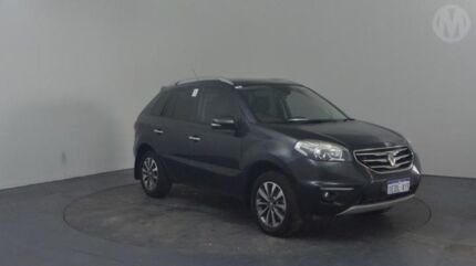 2012 Renault Koleos H45 Phase II Dynamique (4x2) Slate Grey Continuous Variable Wagon Perth Airport Belmont Area Preview