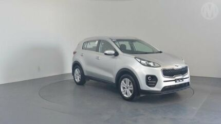 2016 Kia Sportage QL SI (FWD) Silver 6 Speed Automatic Wagon Perth Airport Belmont Area Preview