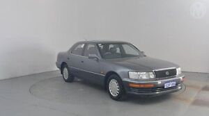 1990 Lexus LS400 UCF10R Silver 4 Speed Automatic Sedan Perth Airport Belmont Area Preview