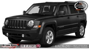 2016 Jeep Patriot Sport/North HIGH ALTITUDE 4X4, LEATHER HEAT...