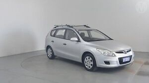 2008 Hyundai i30 Continental Silver Perth Airport Belmont Area Preview